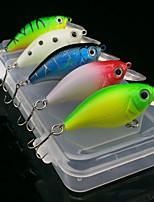 preiswerte -5 Stück Angelköder kleiner Fisch g/Unze mm Zoll Seefischerei Fliegenfischen Köderwerfen Eisfischen Spinn Spring Fischen Fischen im