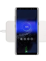 cheap -Wireless Charger Phone USB Charger USB Wireless Charger Qi 1 USB Port 1A iPhone X For Cellphone For iPhone