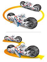 economico -Set di giocattoli scientifici Moto Giocattoli Famiglia Giocattoli Strani trasformabile Classico Maschio Ragazze Pezzi