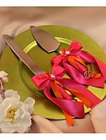 Недорогие -Металлические Мода Свадьба Семья День рождения 1 Сервировочные наборы
