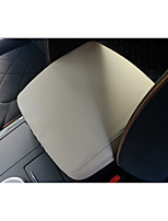 cheap -Automotive Front Armrest Protective Cover DIY Car Interiors For Nissan All years Patrol Y62 Leather