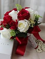 Недорогие -Свадебные цветы Уникальный декор для свадьбы Свадьба Выпускной 25 см 0-10 cm