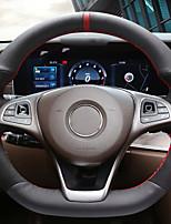economico -Coprivolanti per automobili (in pelle) per mercedes-benz per tutti gli anni e classe