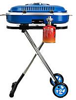 preiswerte -OUKITEL Campingkocher Campinggrill Kochutensilien für den Outdoor Gourmet tragbar Faltbar Metal für Camping