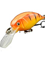 "cheap -1 pcs Fishing Lures Crank g/Ounce,5.5 mm/2-1/4"" inch,Plastic General Fishing"