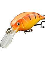 """Недорогие -1 штук Рыболовная приманка Воблер г/Унция,5.5 мм/2-1/4"""" дюймовый Обычная рыбалка"""