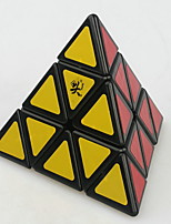 cheap -Rubik's Cube Alien Smooth Speed Cube Magic Cube Puzzle Cube Classic Places Triangle Geometric Shape Gift