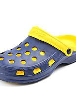 cheap -Men's Shoes EVA Summer Comfort Slippers & Flip-Flops for Casual Outdoor Khaki Black/Blue Black/Red Blue Coffee