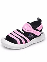 cheap -Boys' Shoes PU Spring Summer Comfort Sandals for Casual Pink Blue Red White