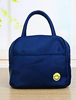 cheap -Women Bags Oxford Cloth Tote Zipper for Casual All Season Khaki Dark Blue