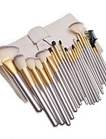 cheap -24pcs Makeup Brush Set Blush Brush Eyeshadow Brush Lip Brush Eyeliner Brush Eyelash Comb (Flat) Eyelash Brush Powder Brush Foundation