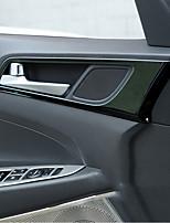 Недорогие -автомобильный Внутренняя дверная чаша Всё для оформления интерьера авто Назначение Hyundai 2017 2016 2015 Новый Тусон