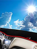 cheap -Automotive Dashboard Mat Car Interior Mats For Chevrolet 2015 2016 2017 Sail 3