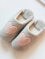 Недорогие -Удобная обувь Домашние тапки Женские тапочки Полиэфир Полиэфир