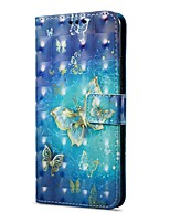 cheap -Case For Huawei Mate 10 pro Mate 10 lite Card Holder Wallet with Stand Flip Magnetic Pattern Full Body Cases Butterfly Hard PU Leather for