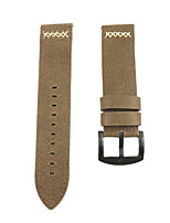 economico -Cinturino per orologio  per Gear S3 Frontier Gear S3 Classic Samsung Galaxy Custodia con cinturino a strappo Chiusura classica Vera pelle