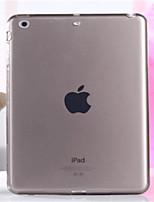 Недорогие -Кейс для Назначение Apple iPad 10.5 Защита от удара Полупрозрачный Чехол Современный стиль Мягкий ТПУ Мягкий для iPad Pro 10.5 (2017)