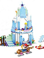 cheap -Building Blocks Toys Architecture Romance Simple Exquisite Mythology ABS Boys Girls Pieces