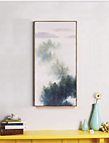 cheap -Abstract Oil Painting Wall Art,PS Material With Frame For Home Decoration Frame Art Dining Room