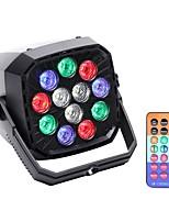 abordables -U'King Lampe LED de Soirée Eclairage Par LED DMX 512 Master-Slave Activé par son Auto Télécommande pour Fête / Célébration Boîte de Nuit