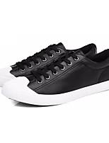 economico -Per uomo Scarpe PU (Poliuretano) Primavera Autunno Comoda Sneakers per Casual Nero Grigio Verde militare