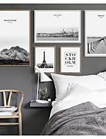 baratos -Paisagem Arte de Parede,Poliestireno Material com frame For Decoração para casa Arte Emoldurada Sala de Estar