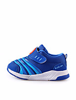 cheap -Boys' Girls' Shoes Tulle Spring Fall Comfort Sneakers for Casual Blue Fuchsia Gray