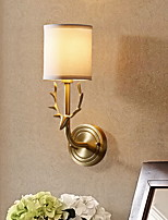 cheap -Eye Protection Vintage Wall Lamps & Sconces For Bedroom Metal Wall Light 220V 40W