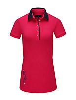 economico -Per donna Golf Vestiti Asciugatura rapida Antivento Indossabile Traspirabilità Golf Attività all'aperto