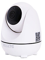 cheap -VESKYS® 1080P 2.0MP HD Smart WIFI IP Camera with Intelligent Cruise for Auto Tracking Moving Objects/ infrared night vision / motion detection