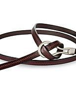 cheap -Women's Casual Waist Belt
