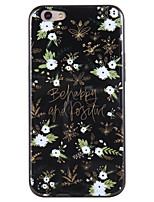 cheap -Case For OPPO Pattern Back Cover Flower Soft PC for OPPO R9s