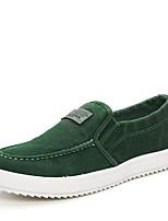 economico -Da uomo Scarpe Di corda Estate Comoda Sneakers per Casual Nero Verde Blu