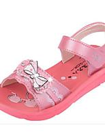 economico -Da ragazza Scarpe Finta pelle Primavera Estate Comoda Scarpe da cerimonia per bambine Sandali per Casual Viola Rosso chiaro Rosa