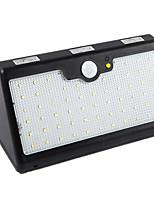 economico -1pc 10W LED solari Sensore a infrarossi Impermeabile Controllo della luce Luci per esterni Luce fredda <5V