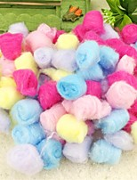 cheap -Cotton/Polyester Blend Portable Cleaning Rainbow Pink Blue Green Fuchsia