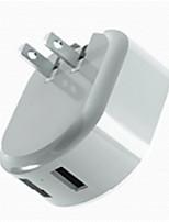 economico -Caricabatteria a base Caricatore del telefono del telefono USB Qi Multi-porte