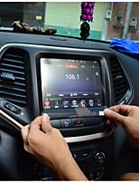 cheap -Automotive Dashboard Screen Protector DIY Car Interiors For Jeep 2017 Compass