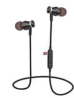 abordables -cwxuan sport magnétique bluetooth v4.2 écouteur avec microphone tf slot pour les téléphones cellulaires