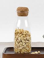 Недорогие -Стекловолокно Аксессуар для хранения Бутылки и емкости для хранения 1шт Кухонная организация