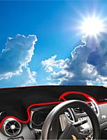 abordables -Automobile Matrice de tableau de bord Tapis Intérieur de Voiture Pour Chevrolet 2016 Trax