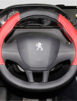 cheap -Automotive Steering Wheel Covers(Leather)For Peugeot All years 308 2008 308S