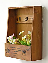 cheap -1-Piece Wooden/Bamboo Ordinary SleeveforHome Decoration