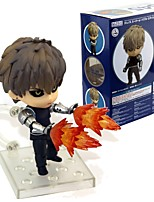cheap -Anime Action Figures Inspired by One-Punch Man Ao PVC 10 CM Model Toys Doll Toy