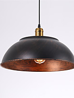 cheap -Diameter 41cm Northern Europe vintage Industry Metal pendant lights Dining Room Living Room Kitchen light Fixture
