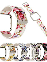 cheap -Watch Band for Fitbit Blaze Fitbit Wrist Strap Modern Buckle Genuine Leather