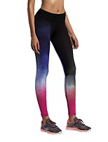 cheap -Women's Running Tights Quick Dry Tights Cotton S M XL