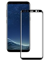 preiswerte -Displayschutzfolie Samsung Galaxy für S9 Hartglas 1 Stück Bildschirmschutz für das ganze Gerät 3D abgerundete Ecken Anti-Fingerprint
