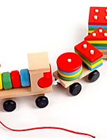 cheap -Building Blocks Toys Classic Theme Exquisite Wooden Kids Pieces