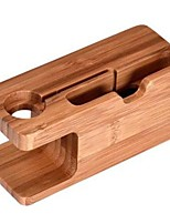 cheap -Apple Watch Stand with Adapter Other Wooden Desk